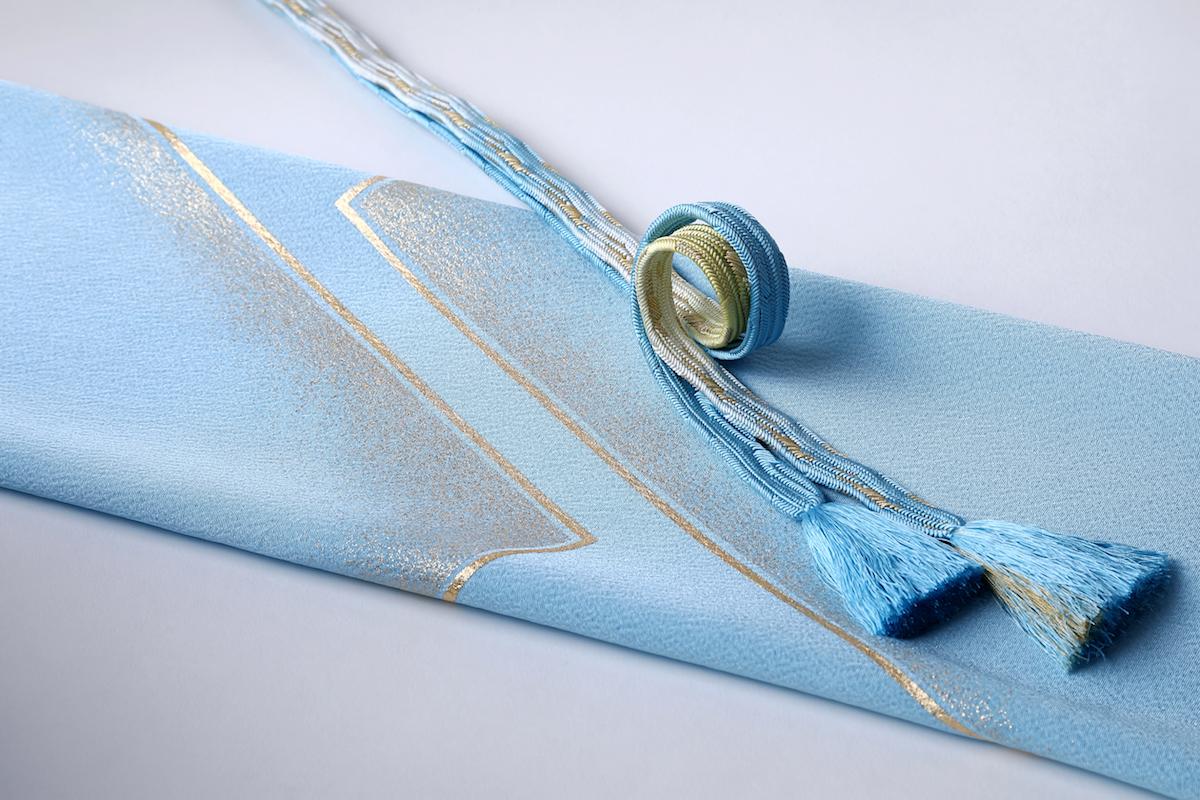 和服をサポートするアイテムの種類:帯締め・帯揚げ